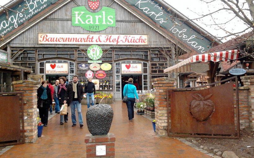 Karls Erdbeerhof Rövershagen