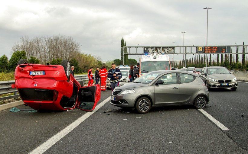 Unfall Tschechien Autobahn