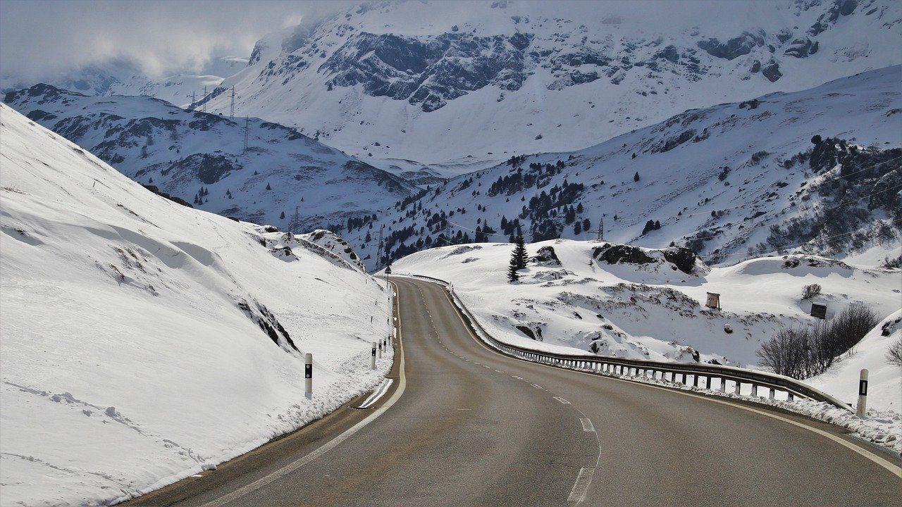 Mit dem Auto durch Tschechien im Winter