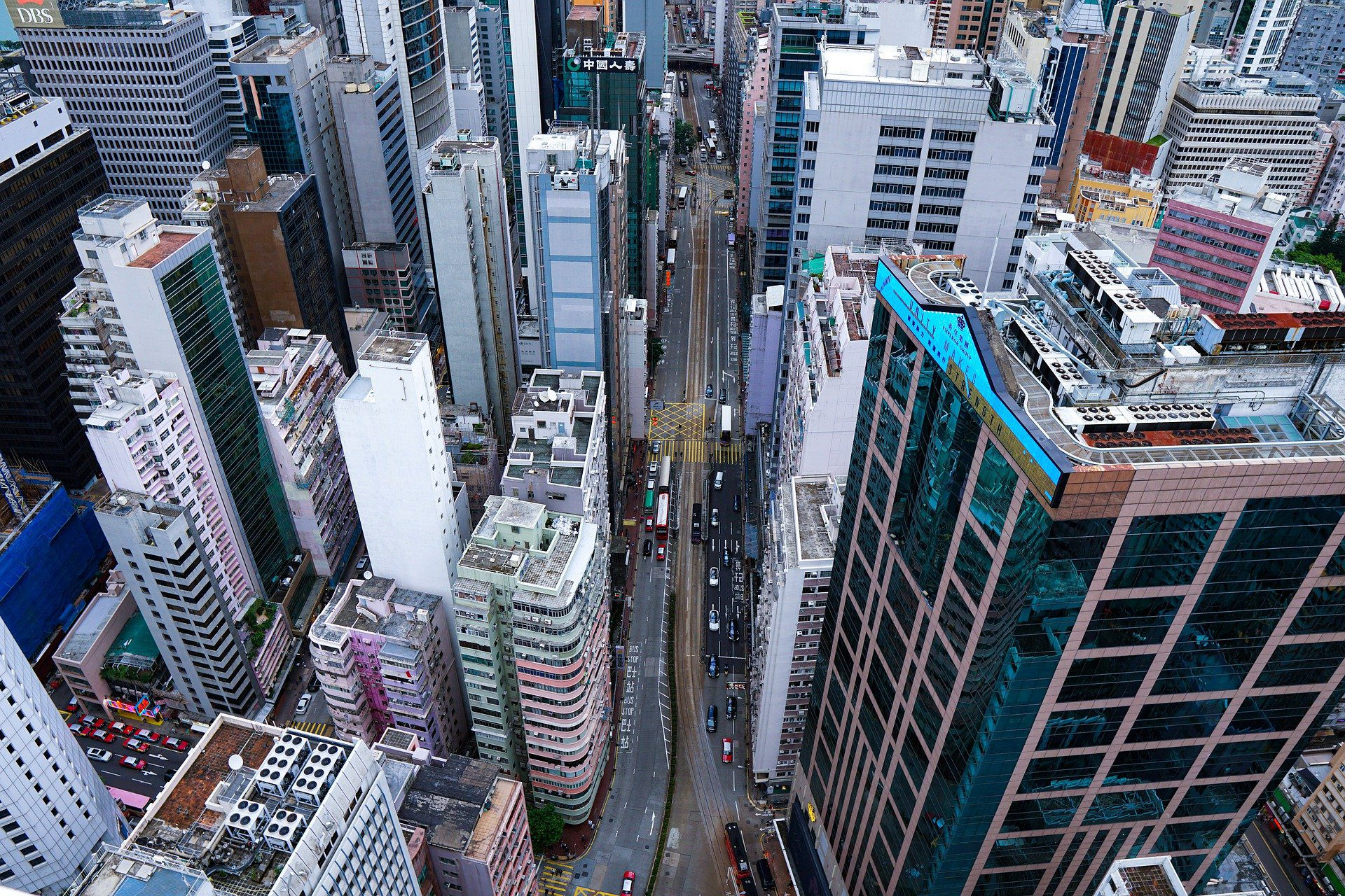 Hongkong: Risikogebiet wegen Coronavirus