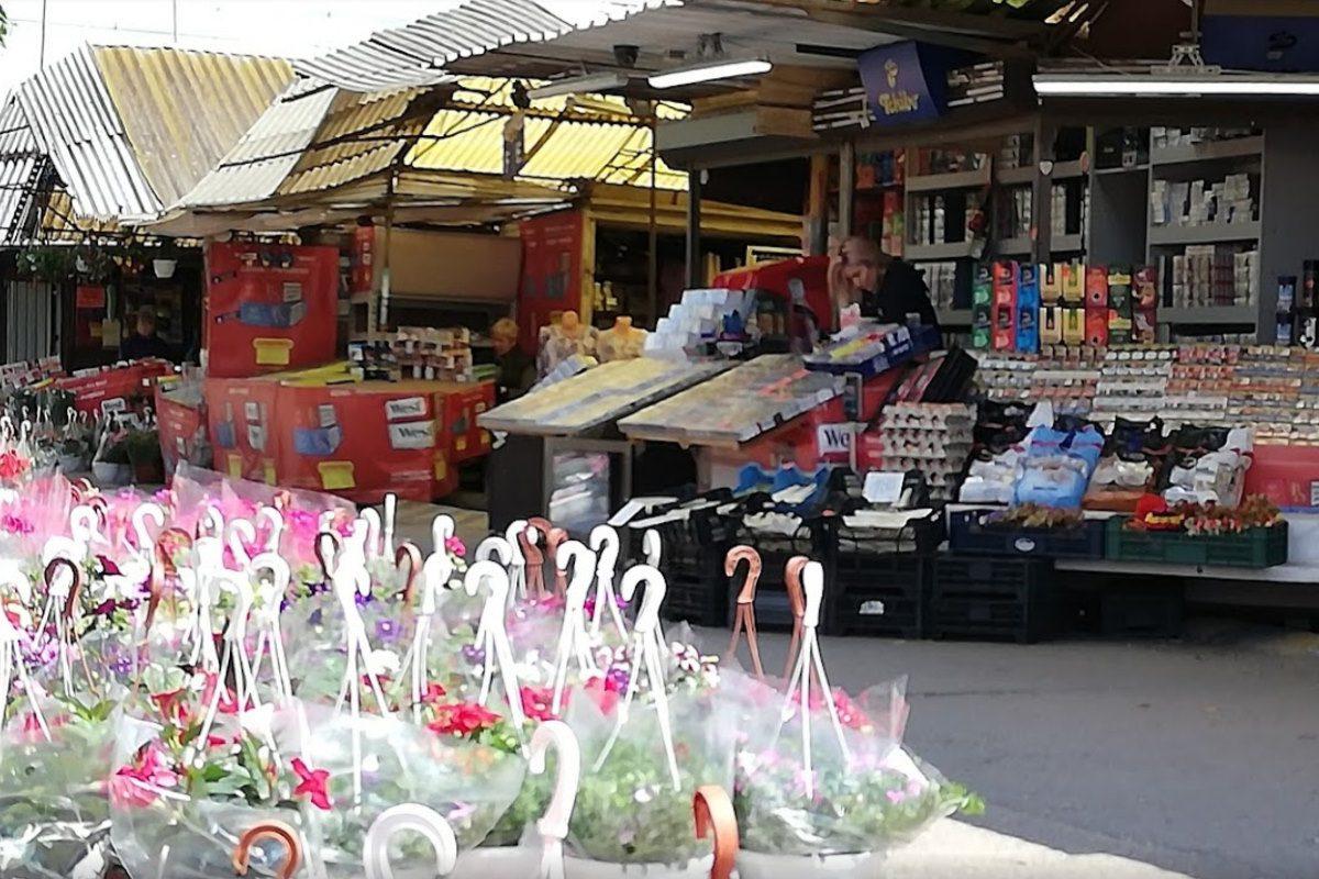 Polenmarkt Küstrin
