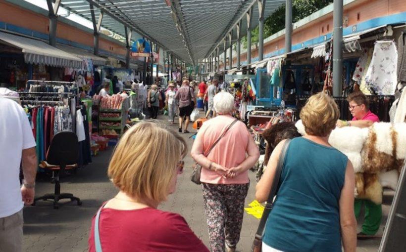 Polenmarkt Stettin